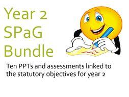 Year 2 SPAG PPT Bundle