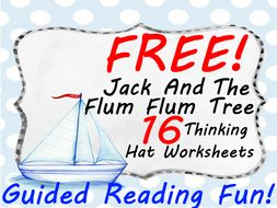 Free Jack And The Flumflum Tree Workbook 16 Thinking Hat Reading Worksheets Makes Learning Fun By Peterfogarty Teaching Resources Tes