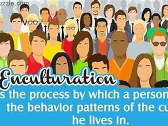 IB Psychology Sociocultural Approach - Enculturation, Acculturation