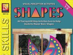 Shapes: Visual Perception Activities