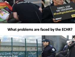 Global Politics: Protecting Human Rights. The European Convention on Human Rights