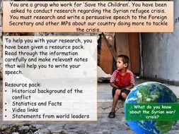 persuasive speech about war