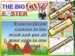 Easter Quiz 2019