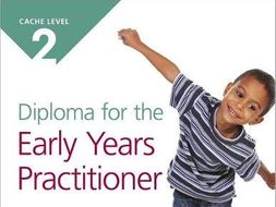 FULL Unit 5: Development: CACHE Level 2 Diploma for the early years practitioner (New 2019 Qual)