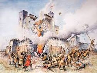 Siege of Rochester Castle