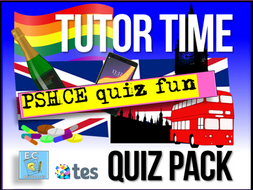 End of Term Quiz Pack