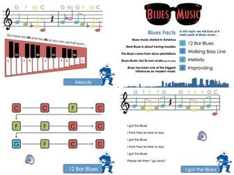 TUNED / KEYBOARD | Blues Music