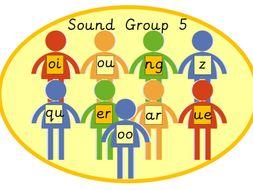 Sound Groups Bundle 5