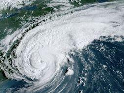 Tracking Hurricane Dorian