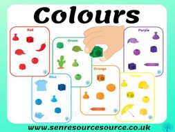 Colours Sorting
