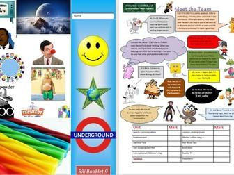 English Language Booklet 14-15