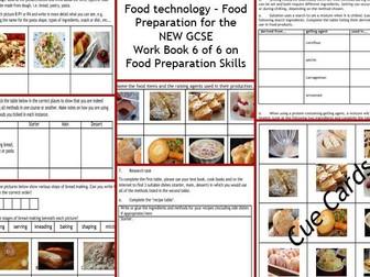 New gcse food technology 6 aqaedexcel food prep skills 8 page new gcse food technology 6 aqaedexcel food prep skills 8 page wkbk cue cards by mosaik teaching resources tes forumfinder Images