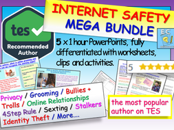 Internet / Online Safety PSHE