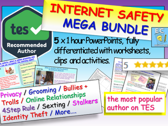 Internet Safety / Online Safety / e - Safety