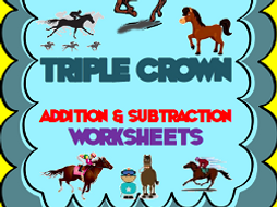 Triple Crown Addition-Subtraction