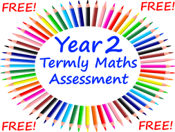 FREE Year 2 Maths Assessment Tests - Perfect For KS1 Revision And Other Assessment Tasks