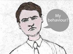 Behaviour Awareness Worksheets