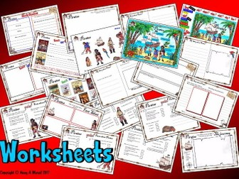 Pirates - Worksheets