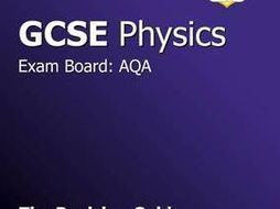 FREE GCSE 9-1 AQA Paper 1 Physics Higher Tier COMPLETED Notes : Guaranteed 9/8/A*