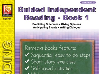 Guided Independent Reading - Book 1