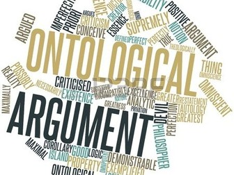 The Ontological Argument (WJEC A Level Religious Studies)