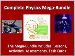 Mega Physics Collection - Fully editable and growing physics bundle