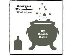 George's Marvelous Medicine - (Reed Novel Studies)