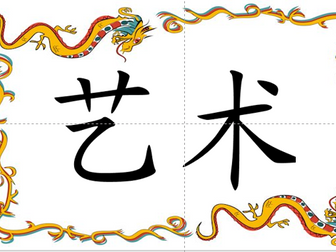 Chinese symbols (Chinese New Year)