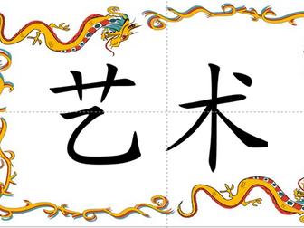 Chinese symbols (Chinese New Year)