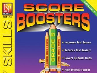 Score Boosters (Grade 5)