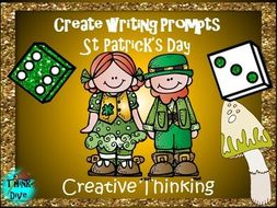 St Patrick's Day - Writing Prompts