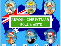 Aussie Roll & Write