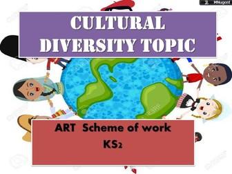 Tribal Diversity - Art Scheme of Work