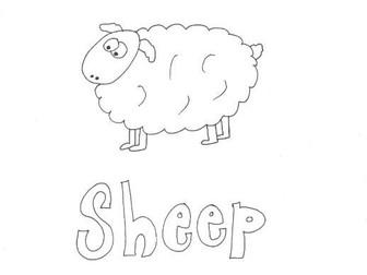 Sheep: Animals, Farms, Farming