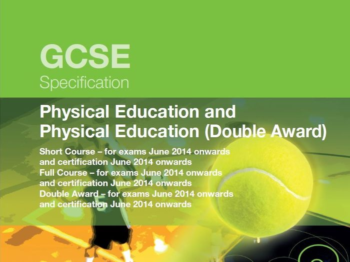 double award science coursework