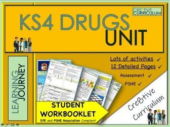 Drugs Education KS4 Work Book
