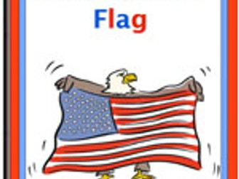 United States Flag: Literacy and Activity eWorkbook