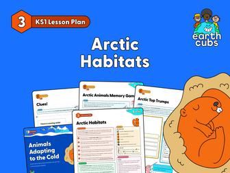 Arctic Habitats: KS1 Lesson Plan