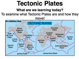 IGCSE Edexcel Geography - Hazardous Environments - Introduction to Plate Tectonics