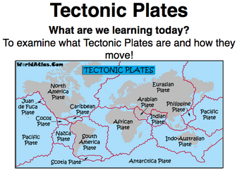 IGCSE Edexcel Geography - Hazardous Environments - Introduction to Plate Tectonics