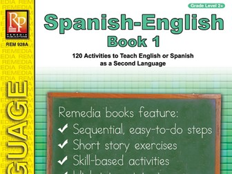 Spanish-English Vocabulary-Building Activities 1