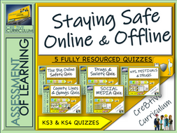 Online and Offline Safety PSHE