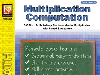 Multiplication Computation