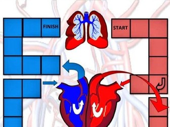 The Heart Board Game