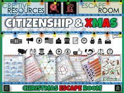 Citizenship Christmas Escape Room