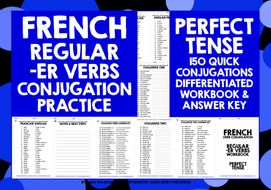 FRENCH--ER-VERBS-PERFECT-TENSE.zip