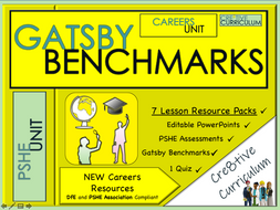 Careers and Gatsby Benchmarks CDI Unit