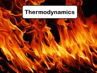 BTec Engineering - Thermodynamics