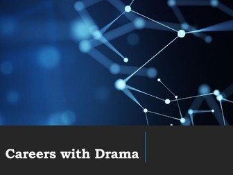 Increase knowledge of drama careers