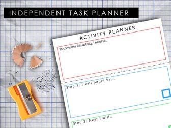 Independent Task Planner